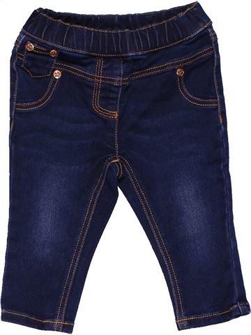 Jeans girl NEXT blue 6 months winter #10369_1