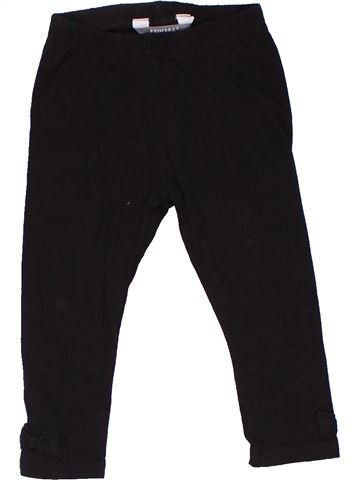 Leggings unisex PRIMARK black 18 months summer #10762_1