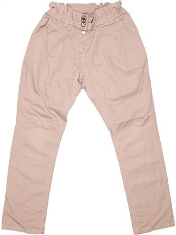 Trouser girl NEXT pink 8 years summer #1134_1