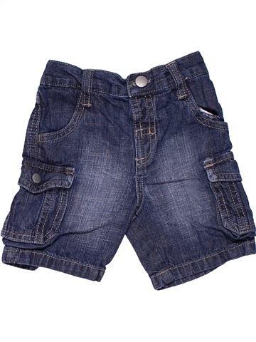 Jeans boy MATALAN blue 6 months summer #11515_1