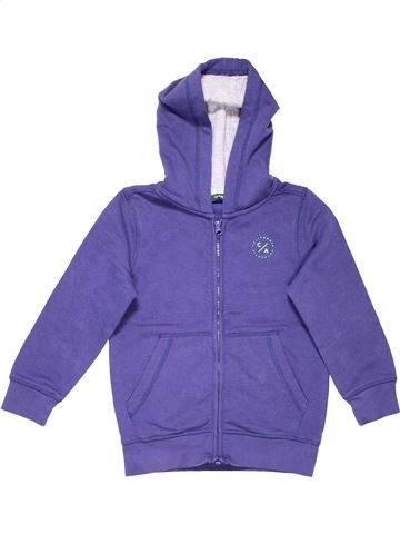 Sweatshirt unisex GEORGE purple 7 years winter #1176_1