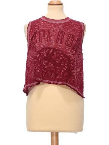 Short Sleeve Top woman SUPERDRY S summer #11834_1