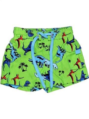 Pant skirt boy PUSBLU green 2 years summer #11858_1