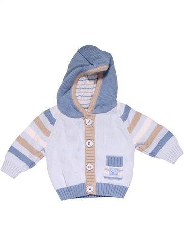 Sweatshirt boy MARKS & SPENCER gray 1 month winter #11962_1