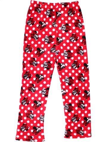 1 piece Pyjama girl YD red 9 years winter #1218_1