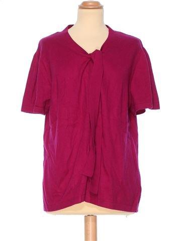 Short Sleeve Top woman GERRY WEBER UK 16 (L) summer #1245_1