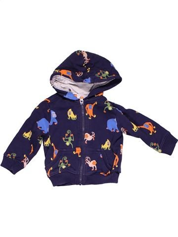 Sweatshirt boy MINI CLUB blue 12 months winter #12743_1
