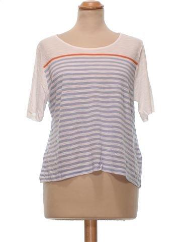 Short Sleeve Top woman CLASSIC UK 12 (M) summer #12907_1