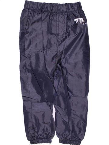 Trouser boy REBEL blue 4 years summer #13215_1