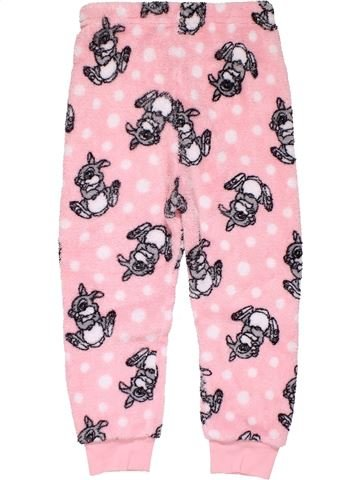 Trouser girl PRIMARK pink 3 years winter #13373_1