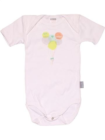Short jumpsuit unisex ABSORBA white 18 months summer #13638_1