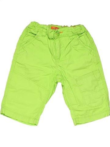 Capri pants boy PALOMINO green 5 years summer #14198_1