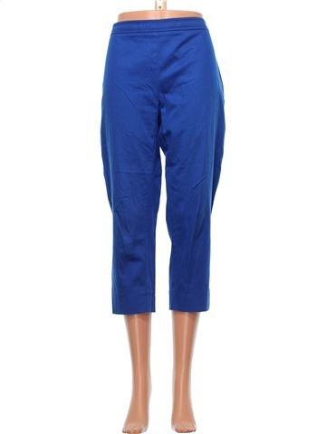Cropped Trouser woman EAST UK 12 (M) summer #14497_1