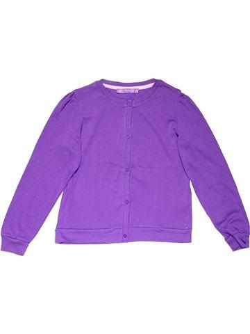 Jumper girl TERRANOVA purple 11 years winter #14587_1