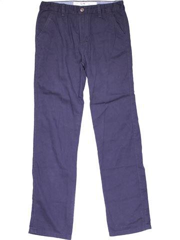 Trouser boy PRIMARK purple 13 years winter #14602_1