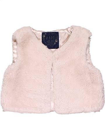 Blazer girl MADE WITH LOVE pink 12 months winter #14626_1