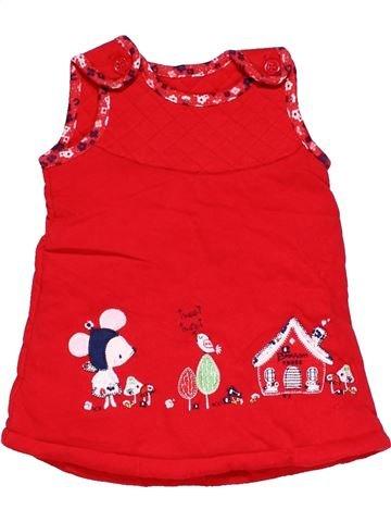 Dress girl TU red 6 months winter #14776_1
