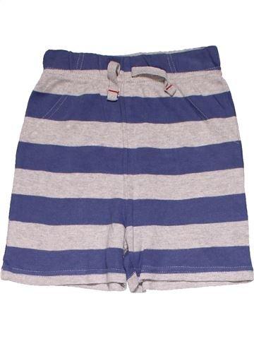Capri pants boy DISNEY blue 18 months summer #14809_1
