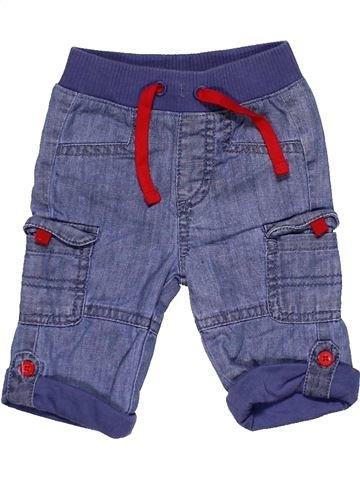 Trouser boy JOHN LEWIS blue new born winter #14951_1