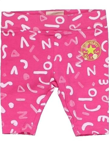 Short pants girl CONVERSE pink 3 months summer #15158_1