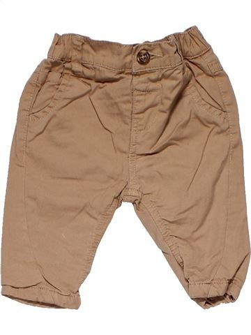 Trouser boy NEXT BABY brown 1 month winter #15245_1