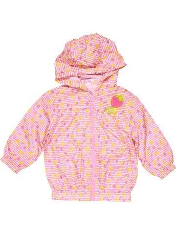Jacket girl ERGEE pink 18 months winter #15281_1
