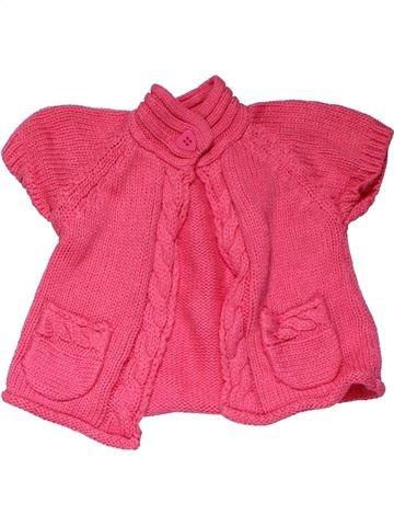 Bolero girl GEORGE pink 6 months winter #15434_1
