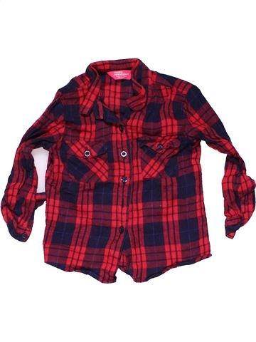 Long sleeve blouse unisex PRIMARK purple 6 years winter #15485_1