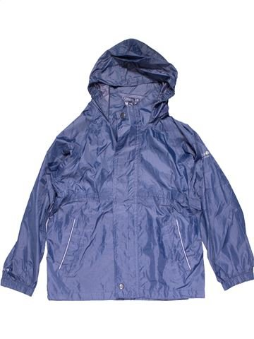 Snowsuit girl REGATTA blue 8 years winter #15560_1