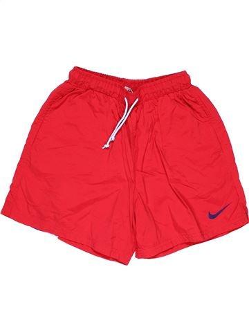 Sports short boy NIKE red 12 years summer #15637_1