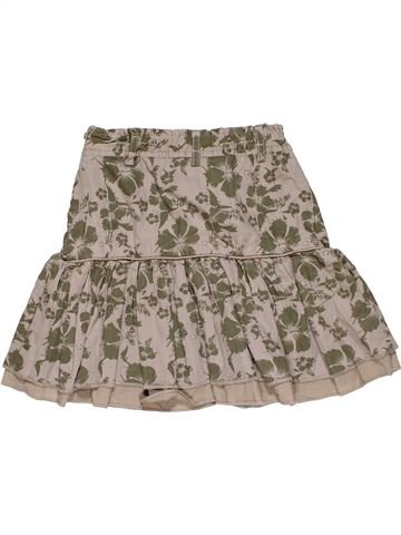 Skirt girl EGUAL beige 6 years winter #15989_1
