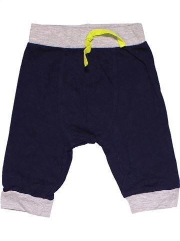 Trouser boy BABY white 3 months summer #16113_1