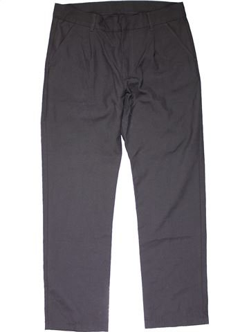Trouser girl F&F gray 12 years winter #16184_1