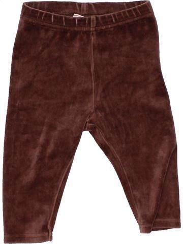 Leggings girl H&M brown 9 months winter #16893_1