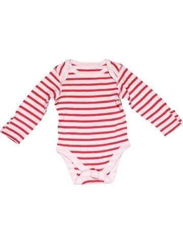 Long jumpsuit unisex M&S pink 6 months winter #16943_1