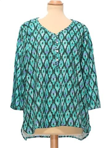 Blouse woman LAURA TORELLI UK 16 (L) summer #17039_1