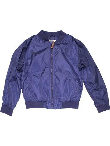 Jacket boy REBEL blue 7 years winter #17058_1