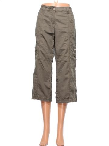 Cropped Trouser woman STREET ONE UK 14 (L) summer #17397_1