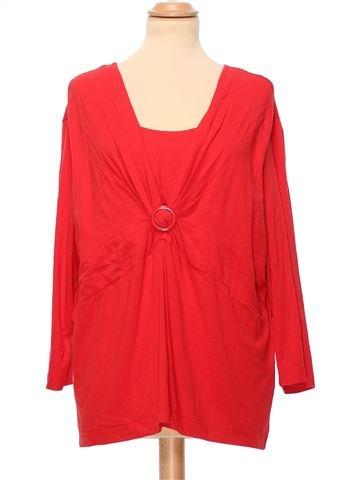 Short Sleeve Top woman GERRY WEBER UK 20 (XL) summer #17516_1
