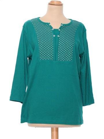 Short Sleeve Top woman DAMART UK 16 (L) summer #17630_1