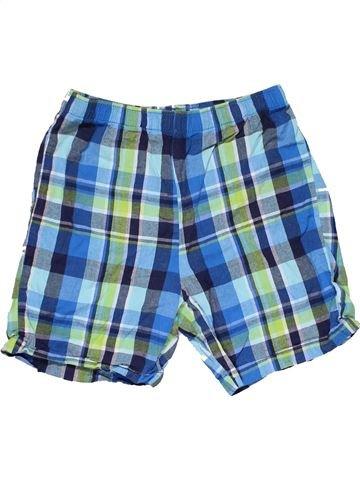 Capri pants boy F&F blue 8 years summer #17761_1