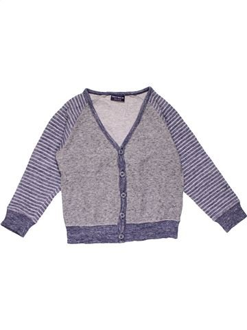 Jumper boy NEXT gray 4 years winter #17953_1