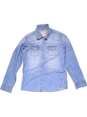 Long sleeve blouse girl NEXT purple 12 years winter #18011_1