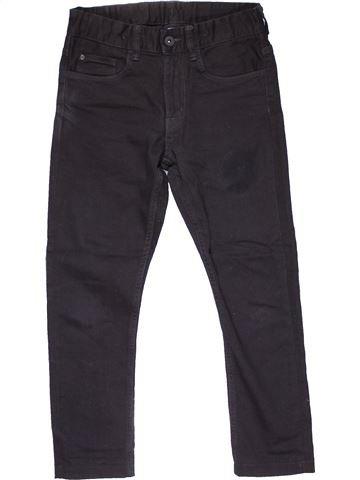 Jeans girl DENIM CO beige 10 years summer #18080_1