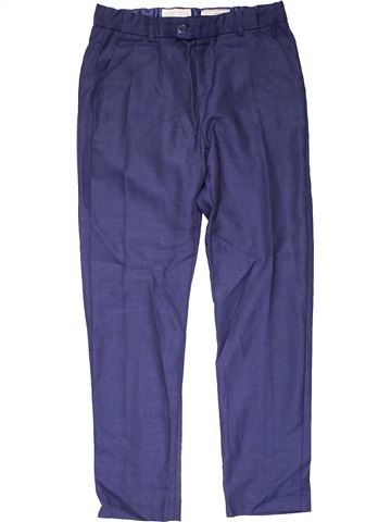 Trouser boy ZARA purple 10 years summer #18202_1