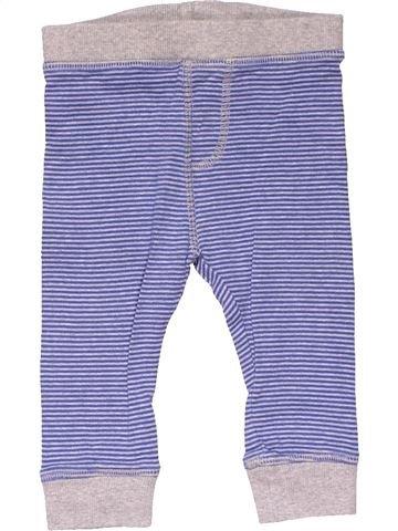 Trouser boy NEXT blue 9 months winter #18593_1