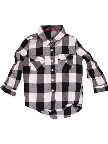 Long sleeve shirt unisex YOUNG DIMENSION gray 3 years winter #19133_1