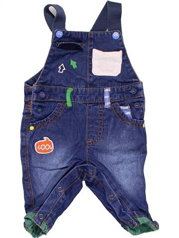 Dungaree unisex MOTHERCARE blue 3 months summer #19506_1