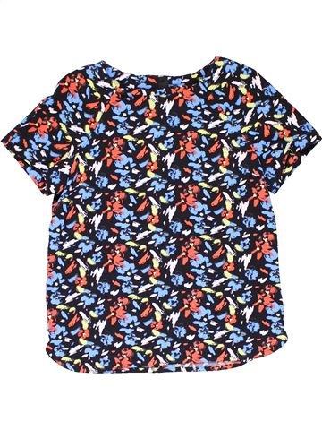 Dress girl MARKS & SPENCER blue 12 years winter #19778_1