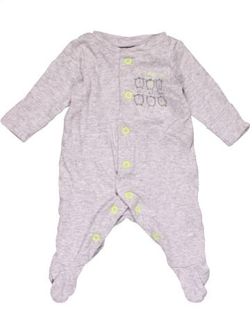 Long jumpsuit boy MOTHERCARE white new born winter #20131_1